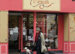 FastNet Travel Paris storefront